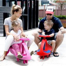 Toy Swing Car for Children Torsion Cars, Infants and Girls 1-3-6 Years Old Boys and Girls Car Skating Car