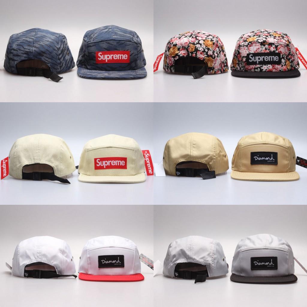 Верховный хип-хоп бейсбол cap мальчик bboy хип-хоп шляпу женщина и пять приливных квартира с полями шляпу Cap алмазов алмазов шляпу