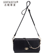 Ladies leather bags leather handbags small handbags 2015 new tides in autumn and winter chain bag snake leather shoulder bag