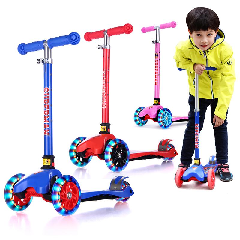 兒童滑板車搖擺車2二三輪6兩4四輪5寶寶踏板車嬰兒小孩劃板車3歲1