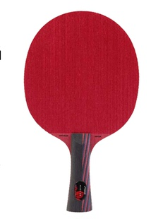 Steven card STIGA genuine crystal plate seven table tennis table tennis racket red crystal ppq floor