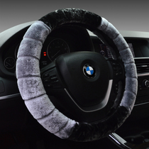 The Volkswagen Polo new Lavida Bora steering wheel set sail Buick Cruze Excelle winter plush car kit