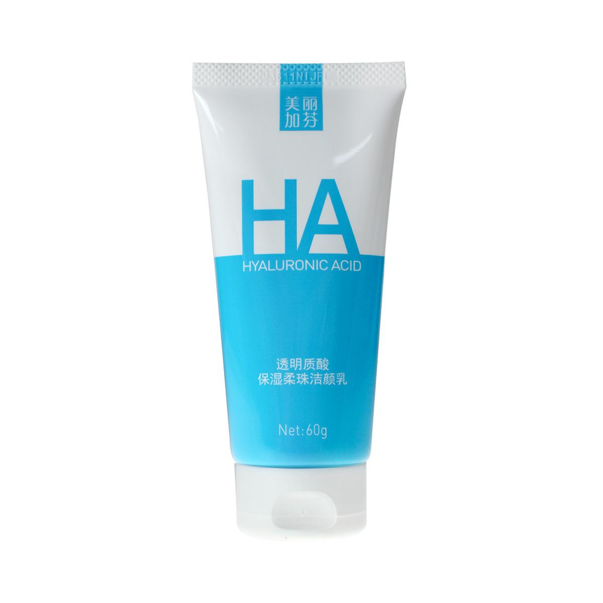 美麗加芬 透明質酸保濕柔珠潔顏乳