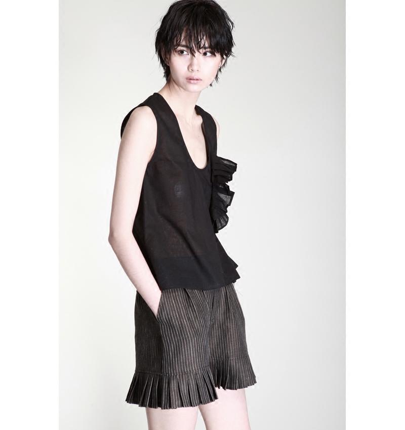 外穿打底新款流行女装夏季黑色t恤