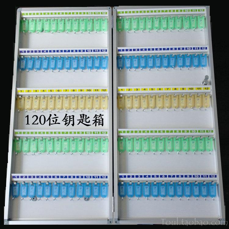 120 позиция металл ключ трубка причина коробка настенный стиль ключ кабинет запереть ложка классификация в коробку банк ключ страхование трубка коробка