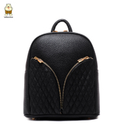 Amoy 2015 backpack new summer fashion girl rhombic bag simple fashion brand bags