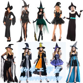 Adult Witch Cosplay Costumes