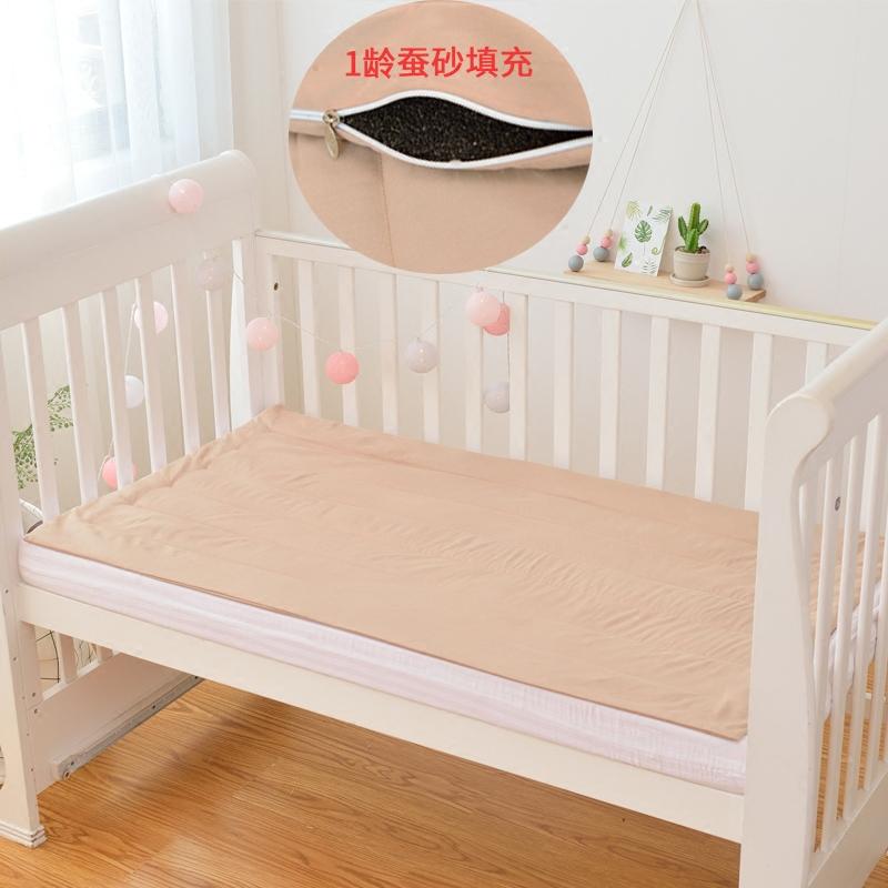 定做1龄蚕砂婴儿儿童床垫褥子/蚕沙座垫座椅垫/成人枕垫枕头垫