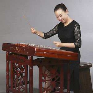乐海621FH扬琴乐器专业演奏扬琴402飞花点翠免费教学视频选琴