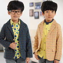 4200ea242d Children boys long sleeve small han edition leisure suit jacket in the  spring and autumn outfit