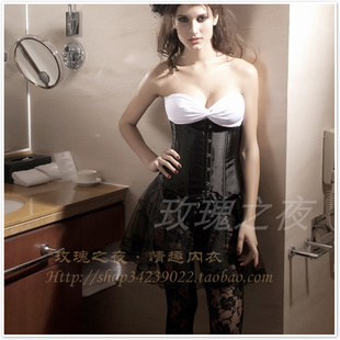 Cheap! Summer thin models wedding dress Underwear Slim shape clothes court waist girdle corset slimming corset vest