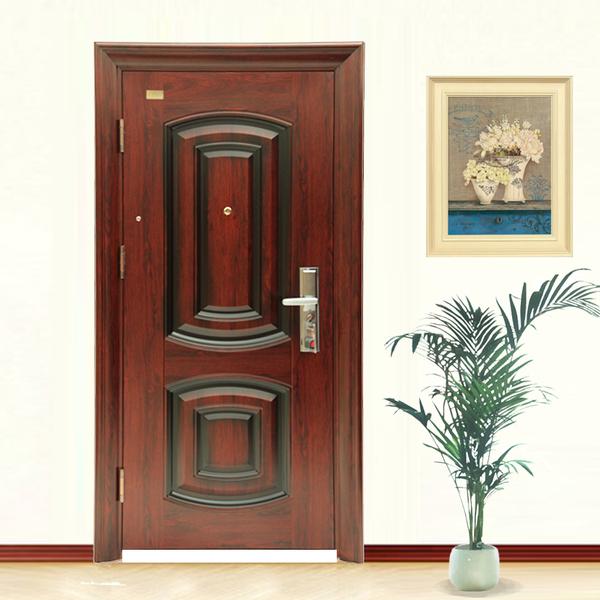 合家利甲级防盗门C级锁芯安全门进户门防盗入户门欧式门钢质