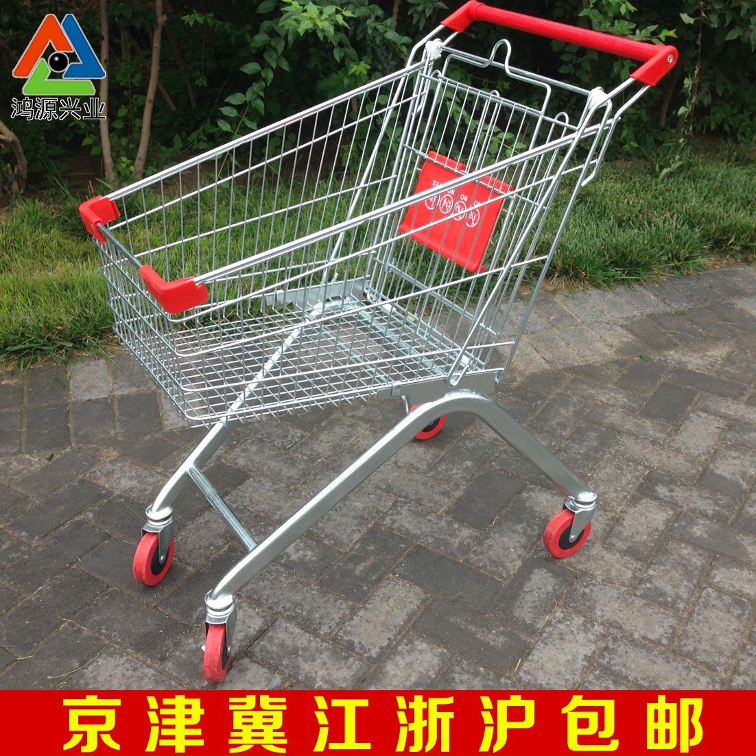 鴻源興業超市 車賣場小推車超市推車超市手推車推車超市 車
