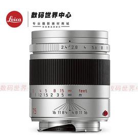 leica/徕卡 SUMMARIT-M 75mm/2.4 75/2.4 镜头 11682#