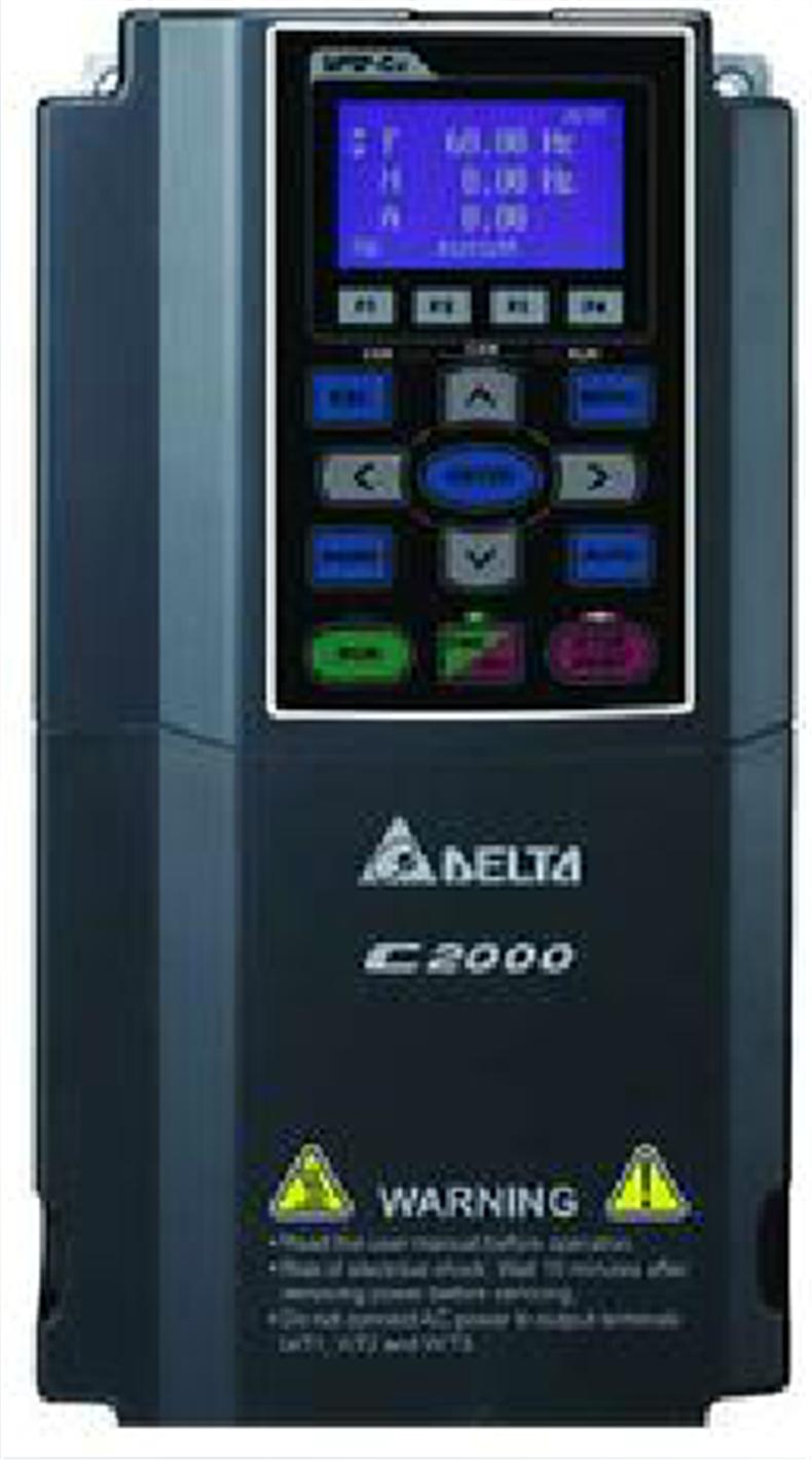 台达变频器VFD900C43A 90kw三相380V