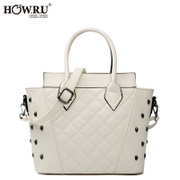 Kazakhstan 2015 quarter of rhombic new mosaic handbags for fall/winter fashion trend of the Korean version of wings bag Messenger bag