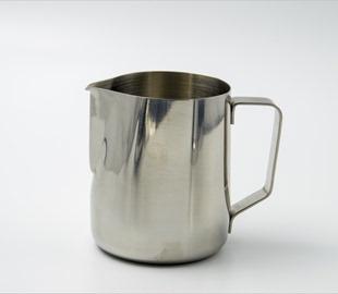yujiaren 不锈钢加厚拉花杯 拉花缸 咖啡拉花器具 奶杯