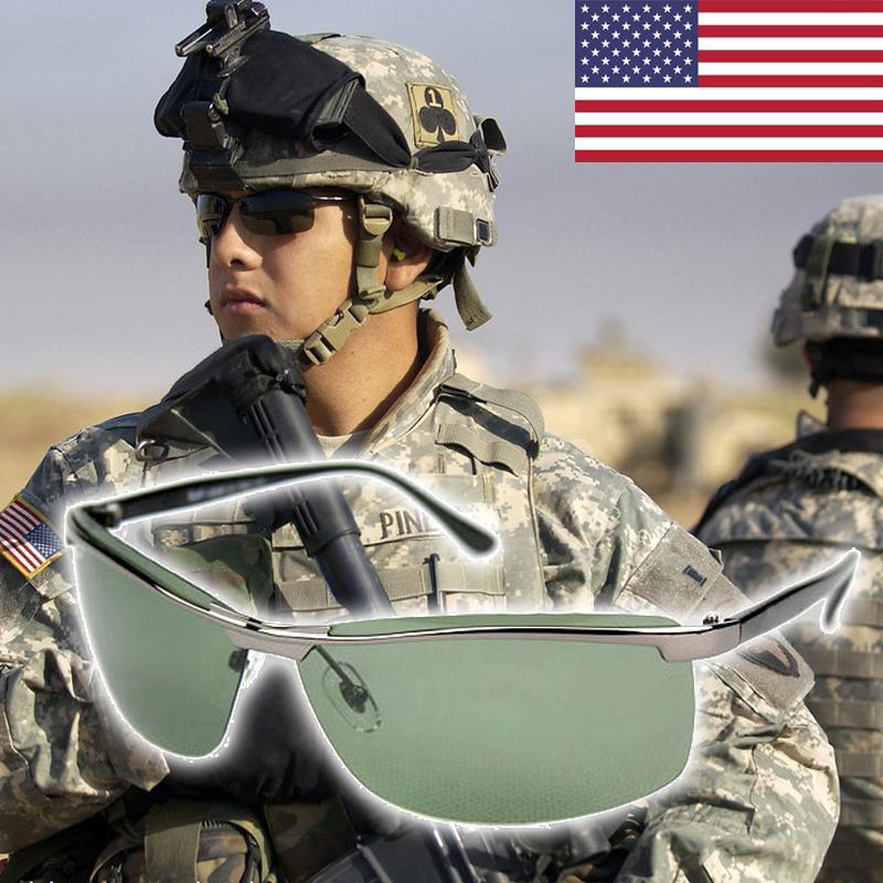 U.S. special forces mens anti ultraviolet Polarized Sunglasses driving sunglasses sunglasses driving glasses