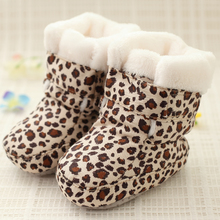 0 and 1 year old baby shoes male baby soft bottom shoes toddler winter cotton shoes kids more girls keep warm winter shoes