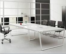 深圳办公家具厂订做上门服务简约会议台时尚会议桌办公家具厂