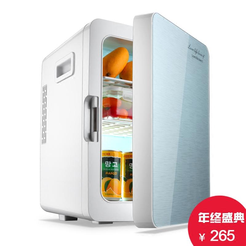 奥百嘉20L小型电冰箱制冷效果如何,好用吗