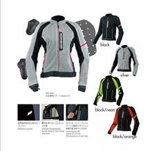 Japan's behalf direct-mail KOMINE JK - 054 COOL breathable mesh racing motorcycle knight car clothes in spring and summer