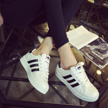 Clover summer hot style original shell adi flat women's movement leisure shoes with light mouth for women's shoes