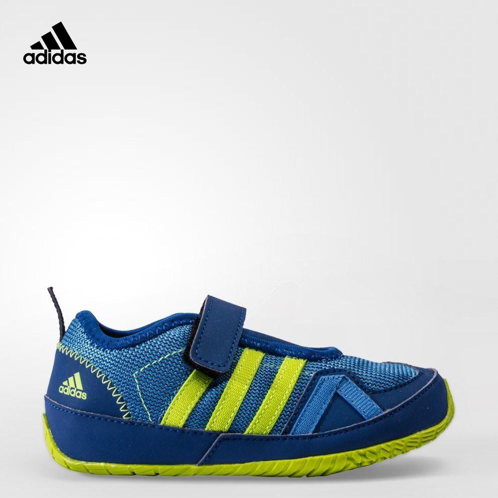 Adidas adidas на открытом воздухе мужчина ребенок обувной синий AF3913
