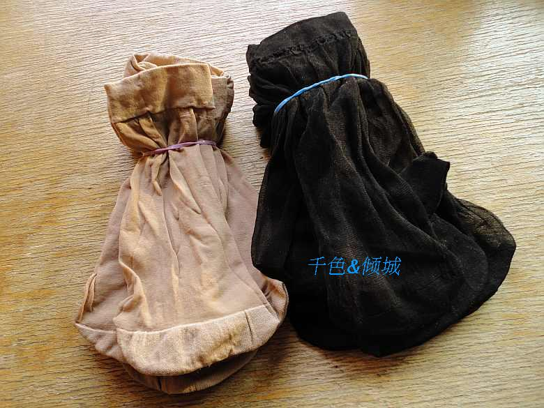 满就送买68送两色天鹅绒竹炭女式丝袜短袜子需拍下