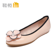 Designer shoes Shoebox/shoe spring sweet low sexy pointed wedges shoes