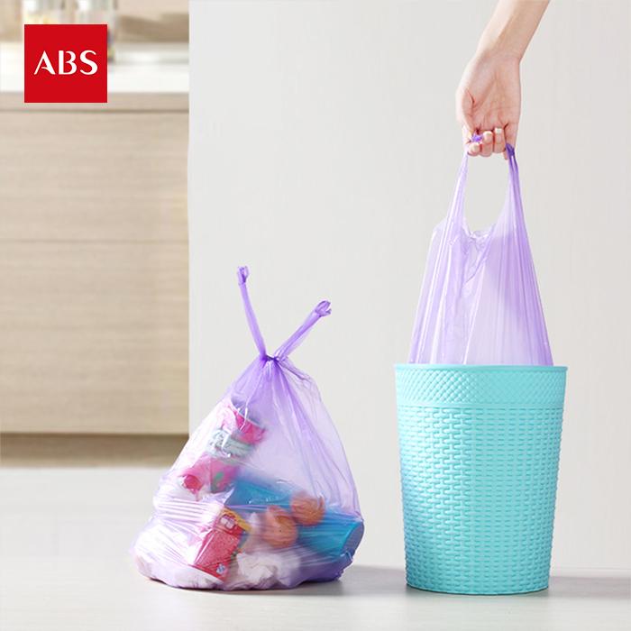 ABS/ любовь другой это портативный мешки для мусора большой код жилет пластиковый мешок охрана окружающей среды значение 2 пакет 60 только