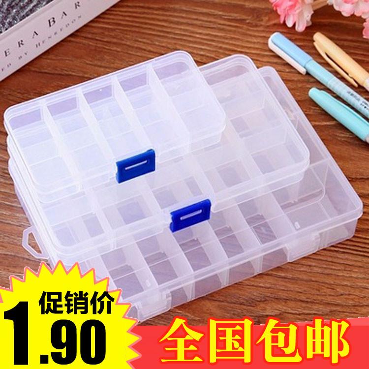 24 может разборка серьги серьги коробка коробочка прозрачный ящик детское ухо украшения рука аксессуары коробка шкатулка небольшой в коробку