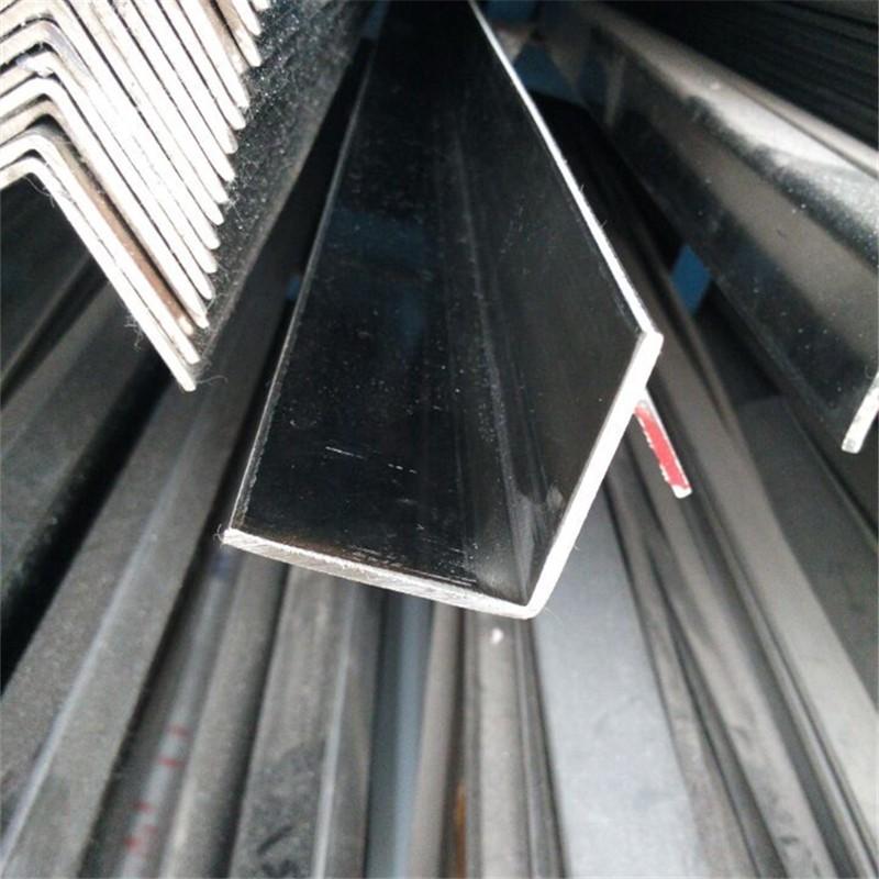 201/ нержавеющей стали гладкий угол сталь нержавеющая сталь двойной поверхность польский угол сталь угол железо 30*30*2.2*6000