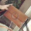 Ay where bags 2017 new spring ring European and American fashion envelope package Clutch handbags casual messenger bag