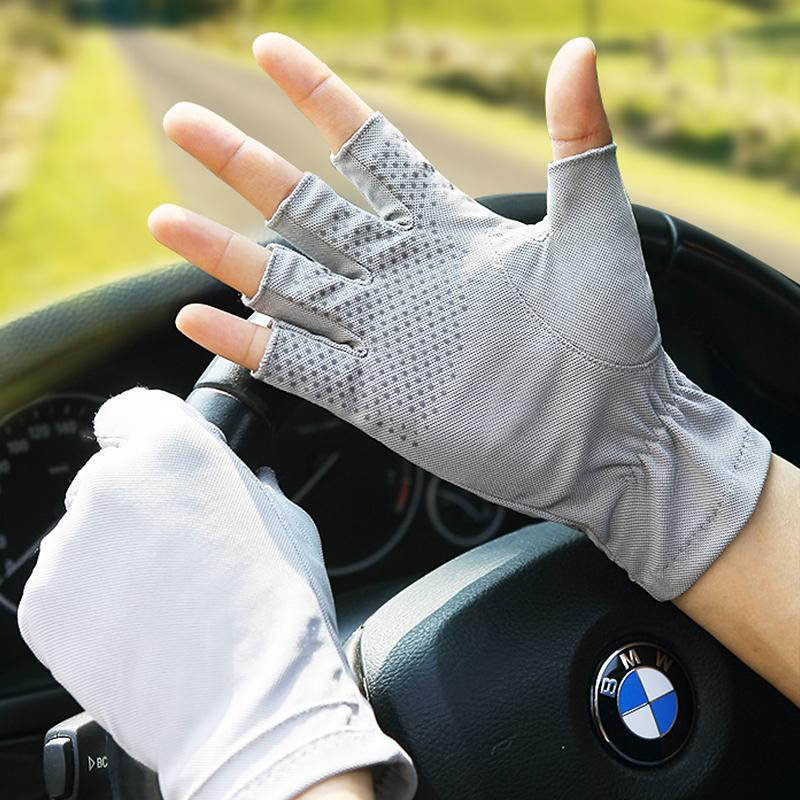 Мужские перчатки без пальцев Артикул 529003305970