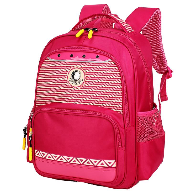 卡拉羊小學生書包男女1~3~5年級護脊減負兒童書包