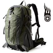 特惠Pentagram五角星3550L防泼登山包旅行双肩骑行背包PM02男女