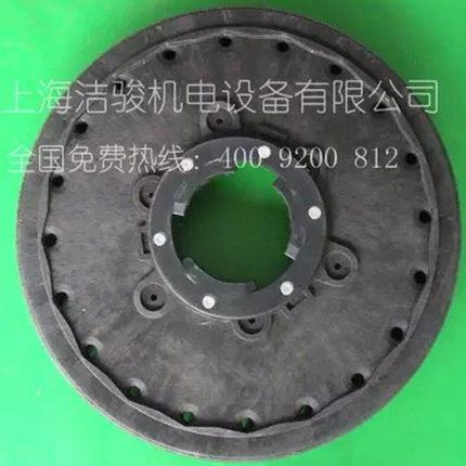 美国坦能Tennant洗地机配件 T3E洗地机针盘 针座 清洗垫固定盘