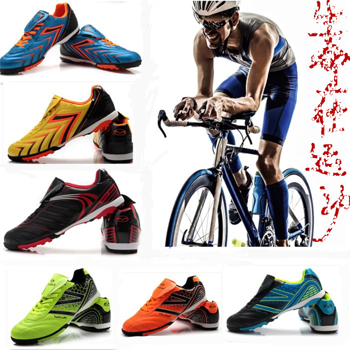 Iron leopard leisure cycling shoes mountain road bike shoes new cycling shoes mens shoes womens shoes without lock