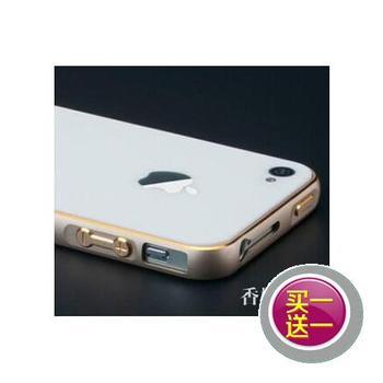 4s金属iphone4韩版铝合金手机壳