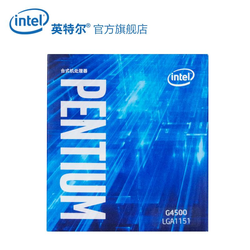 Intel 英特爾 G4500