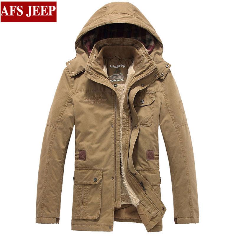 Коды неисправностей в рамках АСМ джип Пальто мужские съемный плюс плюш жирным код толстым теплое пальто длинные мягкие