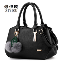 Bag women 2019 new trend fashion handbag middle age women bag mother bag Korean versatile One Shoulder Messenger Bag