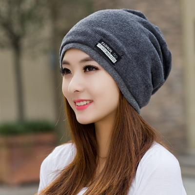 Шляпа женщин зимняя шерсть шляпы дамских шляп корейской волны осенью и зимой вязать шляпу крышка Баотоу ворсовые крышка только крышка