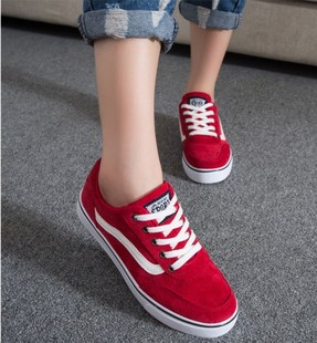Fall 2015 fashion lady shoes casual shoes Gump shoes sports casual canvas shoes Korean tidal shoes