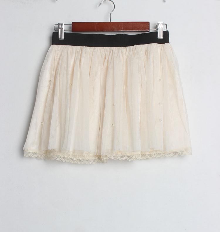 包邮37LX502 库存剪标女装秋超短裙配裙超好搭纯色打底裙