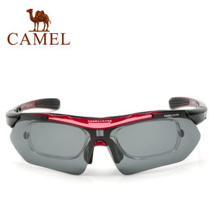 Camel outdoor mountain biking can be equipped with myopia sunglasses glasses goggles fitted bike