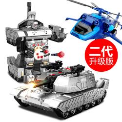 Трансформер MZ/美致模型 变形飞机坦克