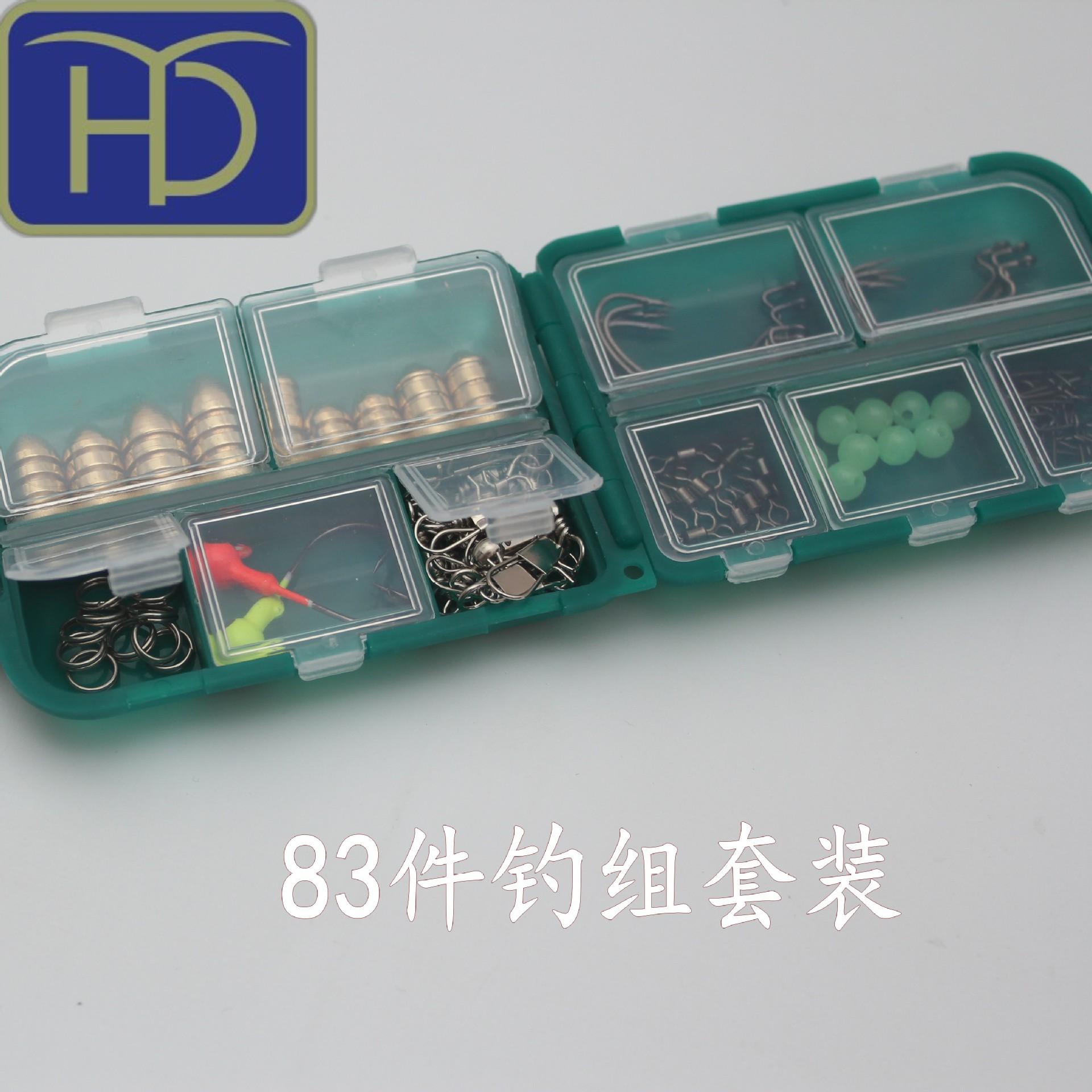 83 модель рыба установите упаковки в картонные коробки медь осень рукоятка крюк американский поворотный бусы двойное кольцо ведущий глава крюк
