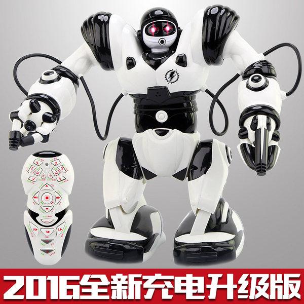 佳奇遙控智能機器人玩具大電動跳舞充電羅本艾特4代男孩兒童 玩具